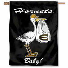 Emporia State University New Baby Gift Decorative House Flag