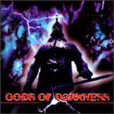 Gods Of Darkness Comp - Cradle Of Filth Immoral Enslaved Abyss Emperor - NEW CD