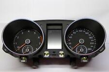 VW Golf VI Tacho Kombiinstrument MFA  FIS 5K6920872 , 5K6920 872