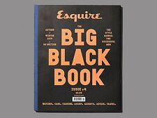 Esquire Big Black Book Magazine UK 4 A/W 2014 William Helburn Richard Ford NEW