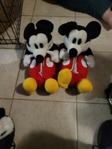 mickey mouse slippers adult