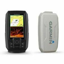 NEW Garmin STRIKER Plus 4cv with CV20-TM Transducer and Protective Cover Bundle