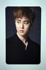 EXO Winter Special Album Sing For You SuHo Type A Official Photo Sticker Card SM