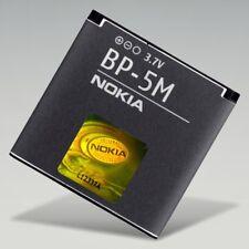 Original Nokia batería bp-5m ~ para 5610 5700 XM 6220 Classic 6500 slide 8600 Luna