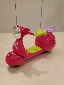 Diva Starz Doll Sound Moped Bike Scooter