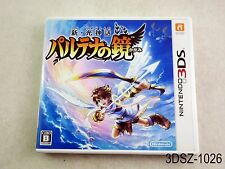 Shin Palutena no Kagami Kid Icarus Uprising Nintendo 3DS Japanese Import Japan A