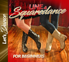 CD Line & Squaredance for Beginners von Various Artists 2CDs
