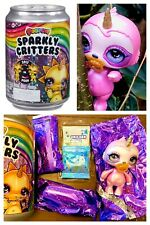 Poopsie Dawdle Pink Sloth Unicorn Sparkly Critters Surprise Complete New SEALED
