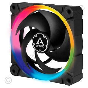 Arctic BioniX P120 A-RGB Pressure-Optimised 120mm PWM Case Fan Addressable RGB