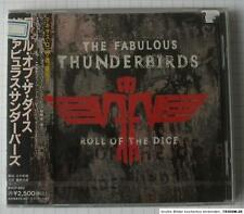 THE FABULOUS THUNDERBIRDS - Roll Of The Dice JAPAN CD OBI NEU! BVCP-882 SEALED