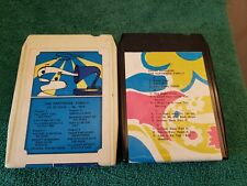 The Partridge Family 'Sound Magazine' & 'Up To Date' 8-Track Tapes- Tested, Work