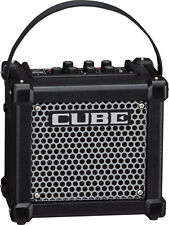 Roland Micro Cube GX Guitar Amplifier Portable Battery Tuner Memory Record