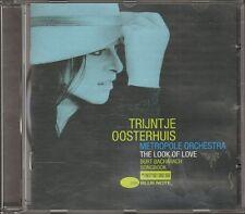 TRIJNTJE OOSTERHUIS The Look of Love CD 14 t Metropole Orchestra BURT BACHARACH