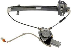 Power Window Motor and Regulator Assembly Rear Right Dorman fits 01-06 Acura MDX
