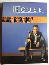 HOUSE DVD ~ COMPLETE FIRST SEASON ~ DVD SET - NEW IN BOX HUGH LAURIE 1 ONE