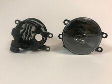 Toyota Led Fog Light Upgrade Kit, Black Bezel, Genuine OEM Accessory