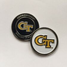 NEW NCAA Georgia Tech Yellow Jackets Golf Ball Marker