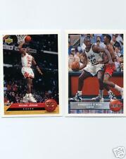 McDonalds 1992-93 UPPER DECK  BASKETBALL SET Shaquille O'Neal RC, Michael Jordan
