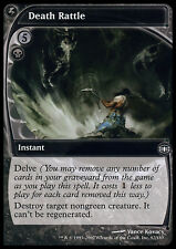 MTG 4x DEATH RATTLE - SONAGLIO LETALE - FUT - MAGIC