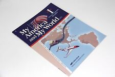 Abeka -My America & My World -Grade 1 History/Geography Reader - Great Condition