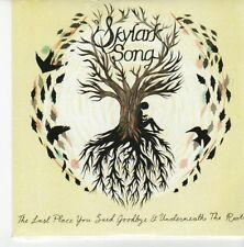 (EB145) Skylark Song, The Last Place You Said Goodbye - 2013 sealed DJ CD