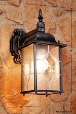Lanterna da esterno Design Lampada da parete Moderno Applique da giardino 40070