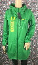 080adf594579 Oregon Ducks Nike Women s Zip up Rain Windbreaker Hoodie Jacket XXL 2xl