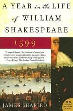 P. S.: A Year in the Life of William Shakespeare 1599 by James S. Shapiro...