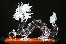 Swarovski SCS Fabulous Creatures 1997 Dragon with Stand, NIB!! Stunning!