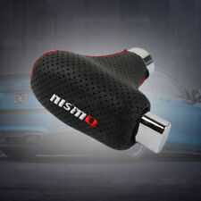 X1 NISMO Universal Car AT Transmission Shift Knob Side Release Button For NISSAN
