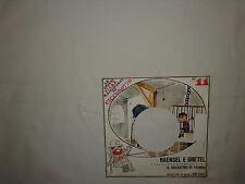 """Ciccobotto – Haensel E Gretel - Copertina Forata Per Disco Vinile 45 Giri 7"""""""