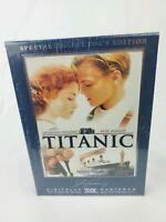 TITANIC (Three-Disc Special Collector's Edition) (1997) (DVD) Brand New Sealed