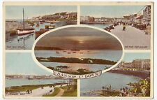 Ireland, Bangor, County Down Multiview PPC Unposted, Valentines no 219674