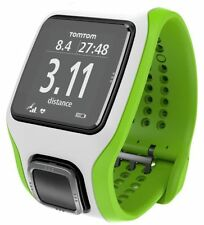 TomTom Runner Cardio GPS Monitor Watch.