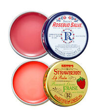 Rosebud Salve Two Pack: Rosebud Salve and Strawberry Lip Balm  *NEW*