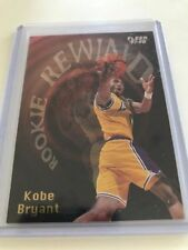 Rookie Kobe Bryant Modern (1970-Now) Basketball Trading Cards