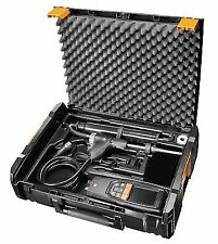 Testo 320 Flue Gas Combustion Analyzer O2 Co Co2 Longer Lasting Sensors