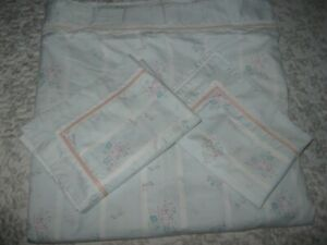 Gorgeous MERCER+REID,Soft Pastel,Shabby Chic/Country Double Doona Cover Set!