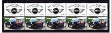 AUSTIN MINI MORRIS COOPER CAR 50th ANNIV STRIP OF 10 MINT STAMPS, MINI MOKE 5