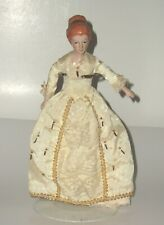 """""""Antique"""" Colonial Style Reproduction Doll"""