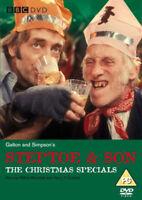 Steptoe & Son - The Christmas Specials DVD Nuovo DVD (BBCDVD1856)