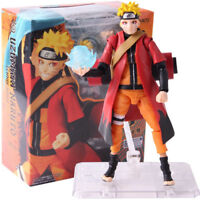 SHFiguarts Naruto Shippuden Uzumaki Senni Mode PVC Action Figure Model Toy