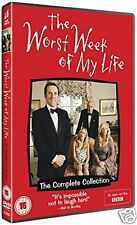 The Worst Week of My Life: The Complete Collection 1-3 [BBC] (DVD)~~NEW & SEALED