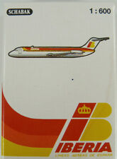 Douglas DC-9 Iberia Schabak 924/20 1:600 [LX-1]