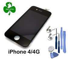 For Apple iPhone 4 4G LCD Touch Screen Display Digitizer Glass Black With Tools