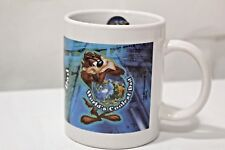 World's Coolest Dad Tasmanian Devil Coffee Mug Taz 503 Warner Bros 8 oz Cup