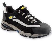 Mens CATERPILLAR EUROTEC Lightweight Safety Steel Toe Cap Work Trainer Sh Boots