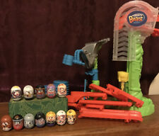 Mighty Beanz Slammer Time Race Track - Mighty Beans + 12 Beanz!