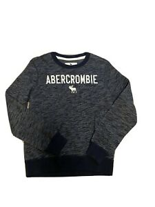 Boys Abercrombie and Fitch Jumper Sweater age 9-10 Excellent Condition