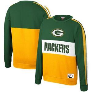 Mitchell & Ness NFL Green Bay Packers Fleece Sweatshirt